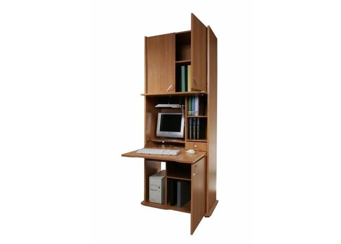 Купить секретер ск-001 с местом для компьютера, цена в интер.