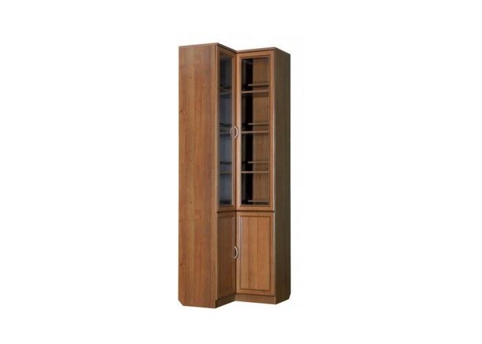 """Модульная система арт. 211 шкаф для книг угловой """" магазин """"."""